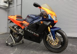 Featured Listing: Texas Titled 1994 Cagiva Mito for Sale