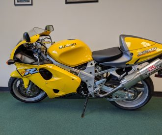 Featured Listing: 2,600-mile 1999 Suzuki TL1000R