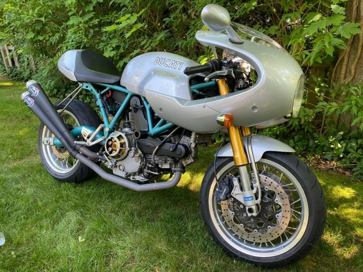 Takin' it to the Streets – 2006 Ducati PS1000LE