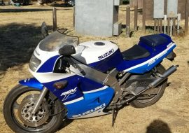 Featured Listing and NO RESERVE: 1987 Suzuki RGV250Γ for Sale
