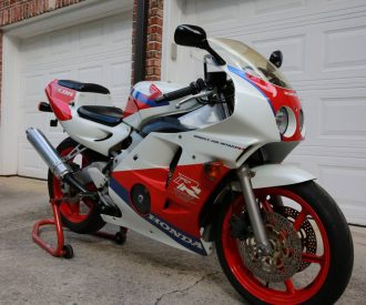 Featured Listing: 1990 Honda CBR250RR MC22 for Sale
