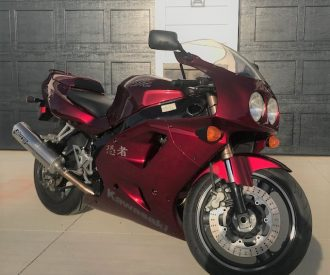 Featured Listing – 1993 Kawasaki ZX-7 with under 9,000 miles !
