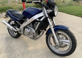 Featured Listing: 1988 Honda Hawk NT650