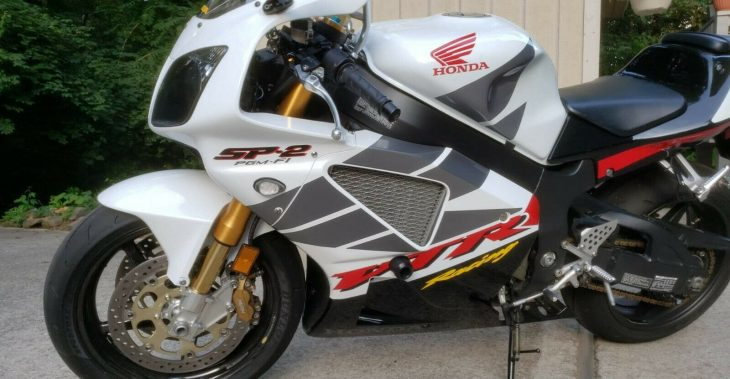 Featured Listing: 2002 Honda RC51 SP2 in