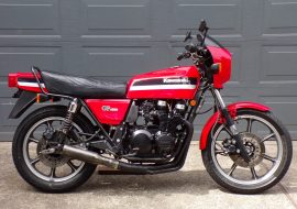 Featured Listing: 1981 Kawasaki GPz550