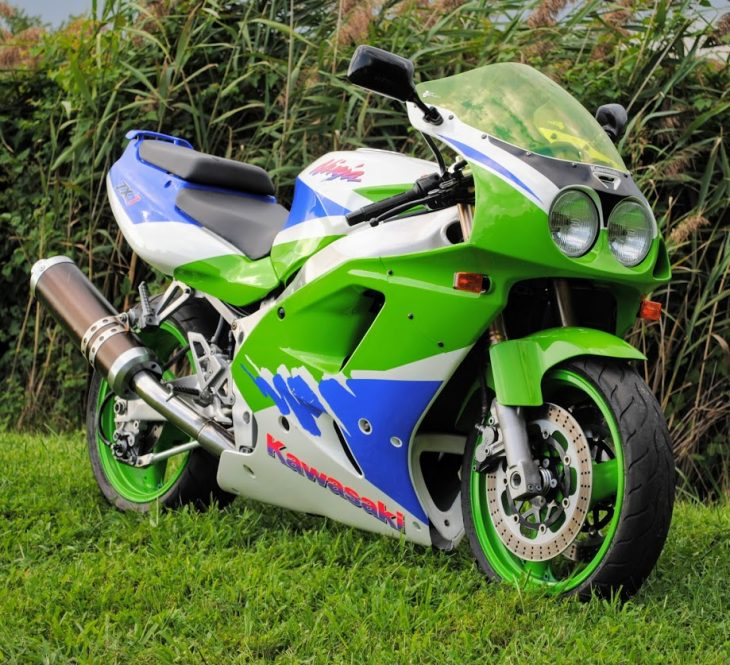 Sponsored Listing – 1993 Kawasaki ZX-7 from Speedwerks !