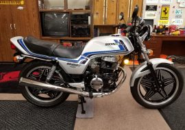 Featured Listing – 1982 Honda CB450T with 1,682 Miles !