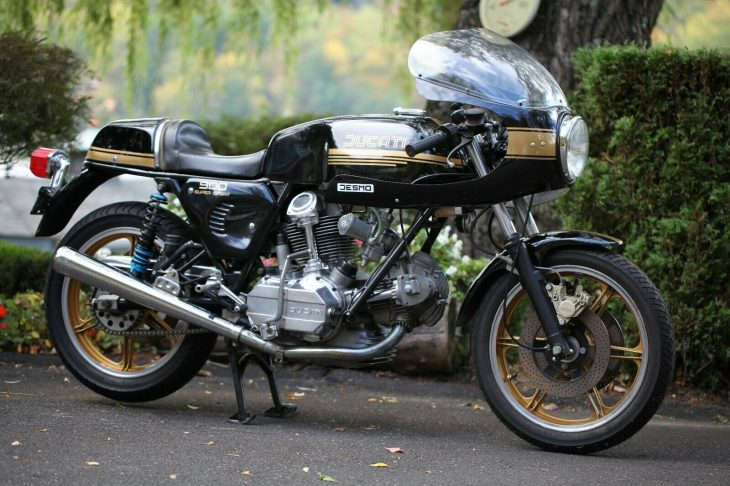 In with Both Feet – 1979 Ducati 900SS