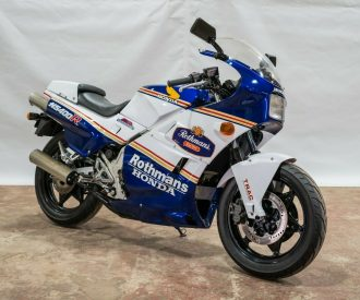 Featured Listing – 1986 Honda NS400R in Rothmans Livery !