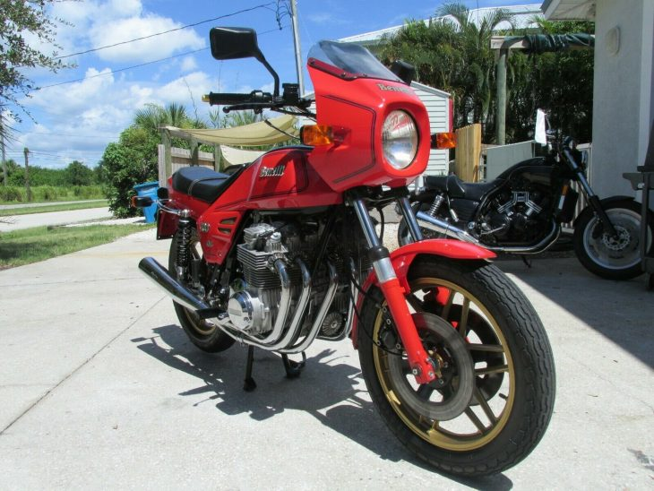 Original Six Pack:  1983 Benelli 900 Sei