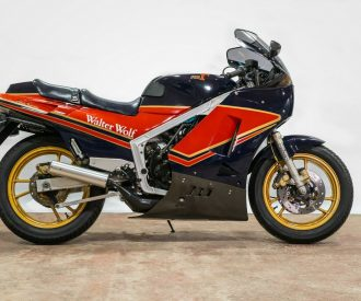Featured Listing: 1985 Suzuki RG500 Walter Wolf