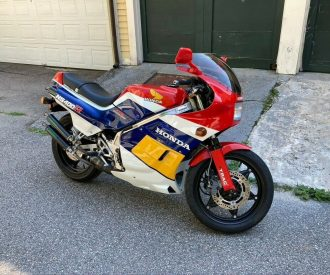 Featured Listing: 1986 Honda NSR400R