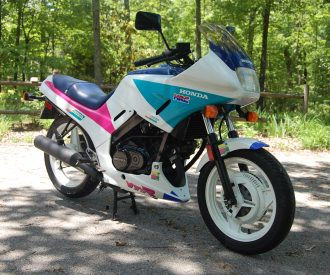Featured Listing: 1989 Honda VTR250