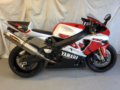 Rare Homologation Special: 1999 Yamaha YZF-R7 OW02 for Sale