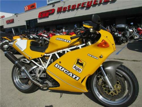 Elemental: 1993 Ducati Superlight #838 for Sale