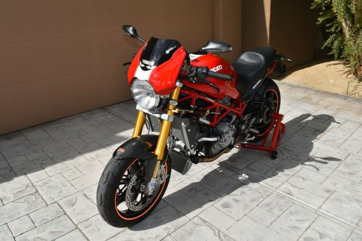 A Different Animal – 2007 Ducati Monster S4RS