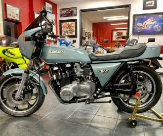 Featured Listing – 1978 Kawasaki KZ1000 Z1R