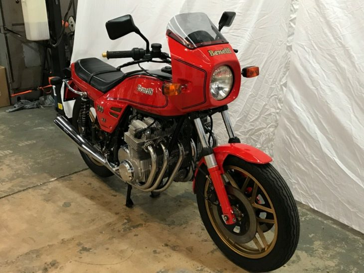 Sei You Will – 1983 Benelli 900 Sei