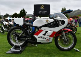 Featured Listing: 1974 Yamaha TZ750 Racer!