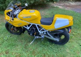 Featured Listing: 1996 Ducati 900SS/SP