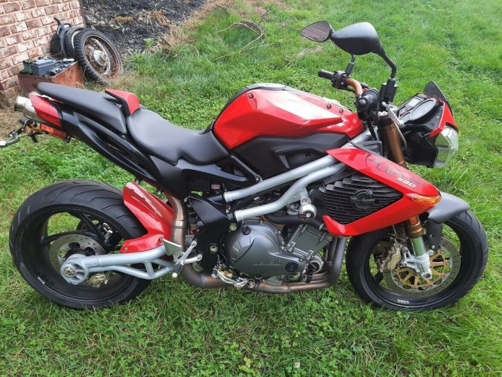 Red Sled – 2007 Benelli TNT 1130