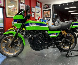 Featured Listing – 1983 Kawasaki KZ1000R Eddie Lawson Replica