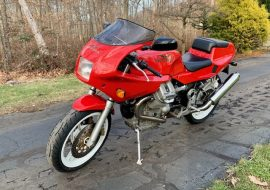 Featured Listing – 1993 Moto Guzzi Daytona 1000