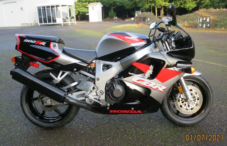 Have One Curated for You – 1993 Honda CBR900RR