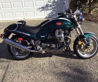 Featured Listing: 1998 Moto Guzzi V10 Centauro Sport