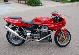 Featured Listing: 1997 Moto Guzzi Daytona RS