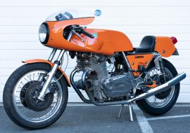 Featured Listing:  1974 Laverda 750 SFC