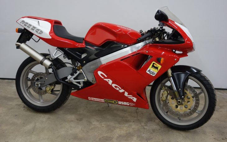 Featured Listing:  One-Owner 2000 Cagiva Mito 125 with 667 Miles !