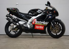 Featured Listing:  1995 Aprilia RS250 Chesterfield
