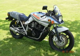 Featured Listing – 1983 Suzuki Katana 1100