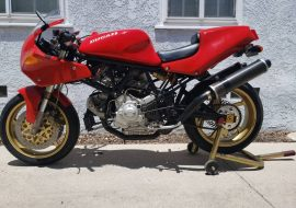 Featured Listing – 1995 Ducati 900 SS/CR Hot Rod