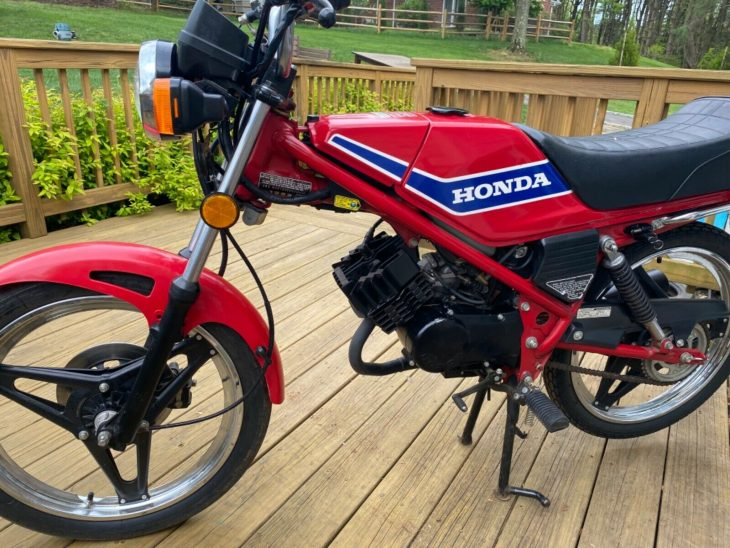 1982 Honda MB5 – The one and done!