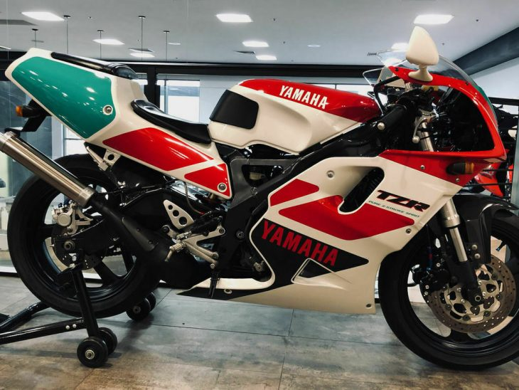 1991 Yamaha TZR 250 3XV For Sale!