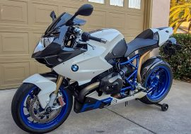 Featured Listing – 2010 BMW HP2 Sport ABS with 7,908 Miles !