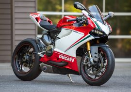 Featured Listing – 2012 Ducati 1199 Panigale S Tricolore