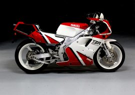 Featured Listing:  All Original 1990 Yamaha TZR 250 SP