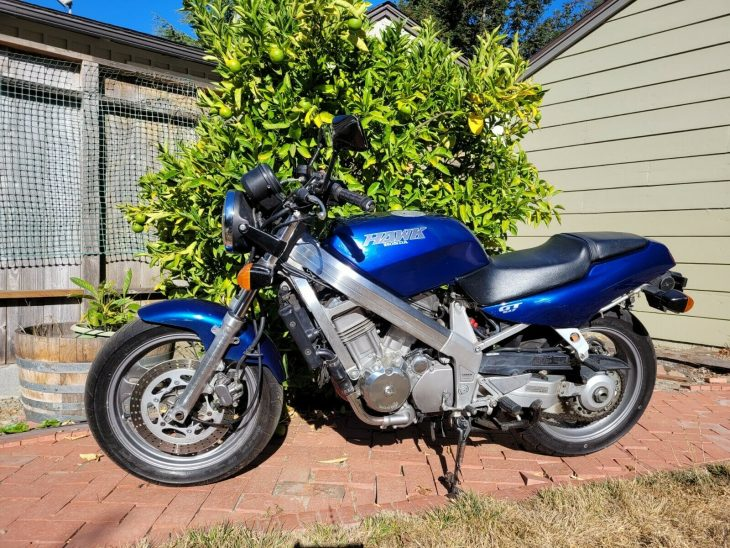 1989 Honda Hawk NT650 w/ only 3,280 miles For Sale!